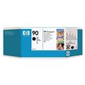 HP 90 Black Original Standard Capacity Ink Cartridge (C5058A)