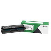 Lexmark C3210K0 Original Black Standard Yield Toner Cartridge