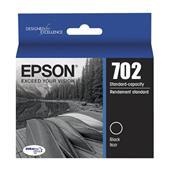 Epson 702 (T702120) Black Original Standard Capacity Ink Cartridge