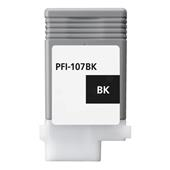 Canon PFI-107BK Black Compatible Ink Tank (6705B001)