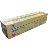 Konica Minolta TN613 Magenta Original Toner Cartridge (A0TM330)