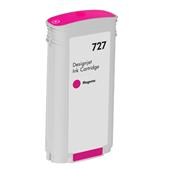 Compatible Magenta HP 727 High Yield Ink Cartridge (Replaces HP B3P20A)