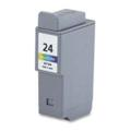 Compatible Color Canon BCI-24C Ink Cartridge (Replaces Canon 6882A002)