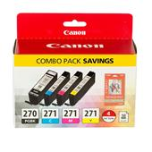 Canon PGI-270/CLI-271 Multipack Original Standard Capacity Ink Cartridge
