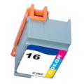 Compatible Color Canon BCI-16C Ink Cartridge (Replaces Canon 9818A002)