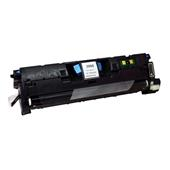 HP Color LaserJet Q3960A Black Remanufactured Print Cartridge
