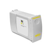 HP 761 Yellow Remanufactured Ink Cartridge (CM992A) (400ml)