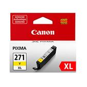 Canon CLI-271XLY Yellow Original High Capacity Ink Cartridge