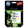 HP 920 (CN066FN) Original Tri-Color Ink cartridge Combo Pack