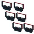 Epson ERC-02 Black and Red Compatible Calculator Ribbon (6 Pack)