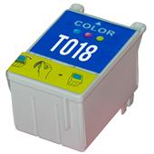 Epson T018 (T018201) Color Remanufactured Ink Cartridge