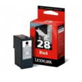 Lexmark No.28 (18C1428) Original Black Return Program Ink Cartridge