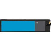 HP 976Y (L0R05A) Cyan Remanufactured Extra High Capacity Ink Cartridge