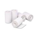 PM Company Single-Ply Thermal Cash Register/POS Rolls  2-1/4 in. x 55 ft.  White  5 Rolls/Pack