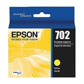 Epson 702 (T702420) Yellow Original Standard Capacity Ink Cartridge