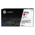 HP 654A Magenta Original Toner Cartridge (CF333A)