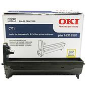 OKI 44318501 Yellow Original Standard Capacity Drum Unit