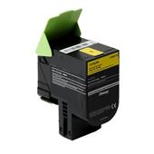 Lexmark 24B6010 Yellow Original High Capacity Toner Cartridge