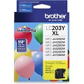 Brother LC203Y Original Yellow High Capacity Ink Cartridge
