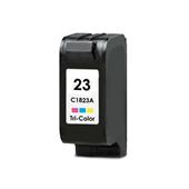 Compatible Color HP 23 Ink Cartridge (Replaces HP C1823D)