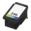 Canon CL-246 Color Remanufactured Ink Cartridge