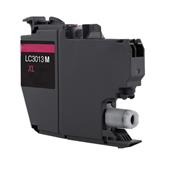 Brother LC3013M Magenta Compatible High Capacity Ink Cartridge