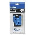 Brother TC20 Original P-Touch Label Tape - 1/2 x 25.2 ft (12mm x 7.7m) Black on White - 2 Pack