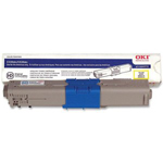 OKI 44469701 Yellow Original Toner Cartridge