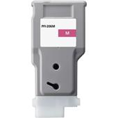 Canon PFI-206M (5305B001AA) Magenta Compatible Ink Cartridge