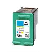 Compatible Color HP 75XL Ink Cartridge (Replaces HP CB338WN)