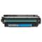 HP 646A Cyan Remanufactured Standard Capacity Toner Cartridge (CF031A)