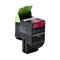 Lexmark 24B6009 Magenta Original High Capacity Toner Cartridge