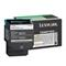 Lexmark C540H1KG Black High Capacity Return Program Laser Toner Cartridge