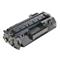 HP 80A (CF280A) Black Remanufactured Standard Capacity Micr Toner Cartridge