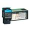 Lexmark C540A1CG Cyan Return Program Laser Toner Cartridge
