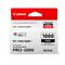Canon PFI-1000MBK Matte Black Original Ink Cartridge (0545C001)