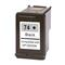 HP 74 Black Remanufactured Ink Cartridge (CB335WN)