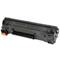 HP 83A (CF283A) Black Remanufactured Standard Capacity Micr Toner Cartridge