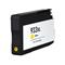 HP 933XL Yellow Remanufactured High Capacity Ink Cartridge (CN056AN)