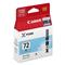 Canon PGI-72PC Photo Cyan Original Ink Cartridge (6407B002)