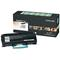 Lexmark E460X11A Black Original Extra High-Yield Toner Cartridge