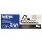 Brother TN560 Original Black High Capacity Laser Toner