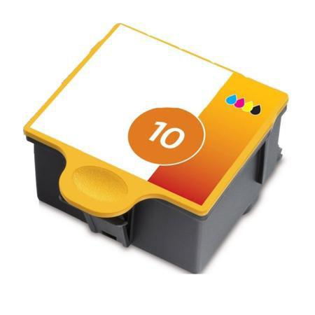 Kodak No. 10 Color Compatible Ink Cartridge